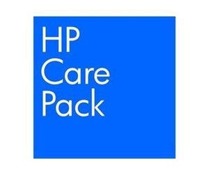 UL848E - HP Electronic Care Pack Next Business Day Hardware Support with Accidental Damage Protection - garantiforlængelse - 5 år